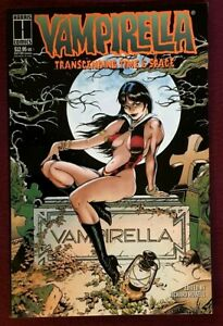 Vampirella Transcending Time & Space TPB Flip Book 2nd Printing January, 1995.