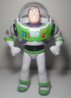 "Disney / Pixar TOY STORY Thinkway TALKING BUZZ LIGHTYEAR Space Ranger 12"""