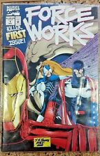 Marvel Comics FORCE WORKS #1 1994 Pop Up Cover bagged