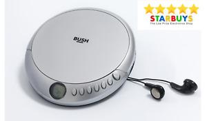 Bush - jog proof Personal Portable CD Player  - Starbuys...