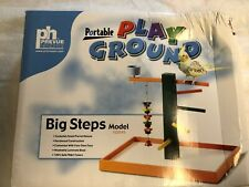 Prevue Deluxe Cockatiel And Parrot Portable Playground