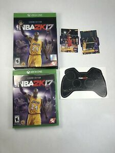 NBA 2K17: Legend Edition (Microsoft Xbox One) Kobe Bryant Limited Edition