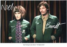 THE MIGHTY BOOSH AUTOGRAPHED SIGNED A4 PP POSTER PHOTO