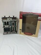 2003 Lemax  Facade  Heritage Furniture Store Christmas Holiday W/ BOX