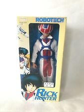 Robotech Vintage 1985 Rick Hunter Action Figure Doll Sealed Harmony Gold