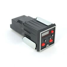 = RED LION 6 DIGIT LCD COUNTER 115/230 VAC 0.75 AMPS MODEL CUBC0000