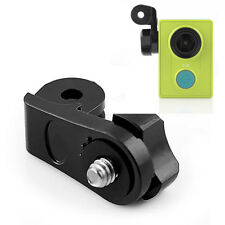 Camera Adapter Tripod Mount with 1/4inch Screw Hole for Gopro Hero 4/3 New