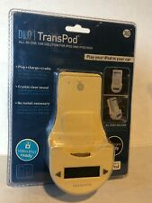 DLO: TransPod Vechicle Ipod  Cradle New: Factory Sealed + Fast Free Ship