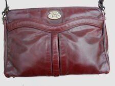 Etienne Aigner Vintage, Classic Dark Burgundy Shoulder Bag