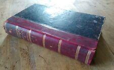 Charcot, Maladies du système nerveux, 1880, tome premier, 4ème édition, Paris