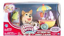 Chubby Puppies & Friends Husky Ice Cream Cart Playset