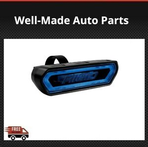 Rigid Industries Pair 90144 Blue LED Lights Chase Series of Rear Facing