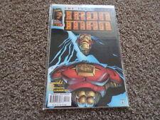 IRON MAN #3 (1996 Series) Marvel Comics NM/MT