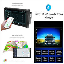 "7"" 2 Din Android 6.0 HD Car MP5 Player Bluetooth WIFI OBD GPS Navigation FM RDS"