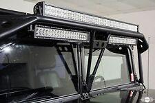 Hummercore Hummer H1 Lightbar with center bar Lightrack Humvee 5002