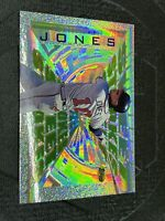 🔥FLAWLESS🔥 1996 Topps Baseball CHIPPER JONES SWEET STROKES FOIL, Braves HOFER