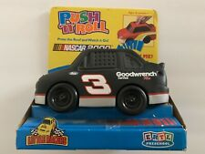 2000 Nascar Little Racers Push N Roll #3 - Dale Earnhardt Goodwrench Toy Car