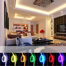 5M 3528 LED SMD Flexible Lamp Strip Waterproof 12V Street wedding Lamp Decor