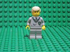 Lego Harry Potter Draco Malfoy Minifigure 4733, 4735, 4711 Yellow Head