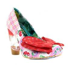 Special Occasion Irregular Choice Textile Shoes for Women