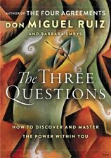 NEW The Three Questions By Don Miguel Ruiz Paperback Free Shipping