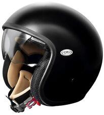 Casco Helmet Jet Premier Vintage U9bm Nero opaco L