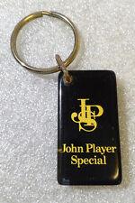VINTAGE Rare Keychain ✱ JOHN PLAYER SPECIAL ✱ Porte-Clés Schlusselanhanger