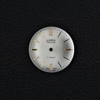 NOS ROAMER Popular Zifferblatt Dial Venus 220 silver Breguet numerals
