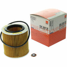 Original Mahle/Servant Ox 387d Oil Filter Filter Oil Filter