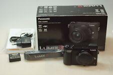 Panasonic Lumix DMC-GX80 Body,schwarz , neuwertig  only Body in OVP ( inkl. MWSt