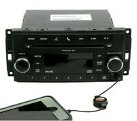 Jeep Chrysler 08-13 AM FM Stereo mp3 CD Sirius Radio RES Part Number P05091228AD