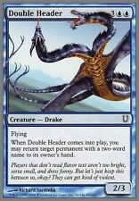 4x Double Header MTG MAGIC Unh Unhinged English