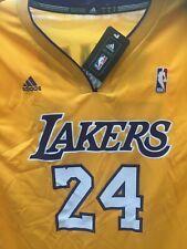 KOBE BRYANT  ADIDAS NBA - LAKERS N' 24  - T-Shirt L ORIGINALE NBA ADIDAS -  L