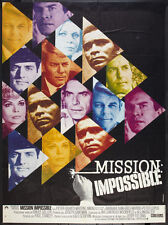 MISSION IMPOSSIBLE VERSUS THE MOB French Grande movie poster 47x63 (120x160)