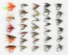 Assorted Wet Flies & Selection, Barbless, Rainbow Trout, Fly Fishing Flies