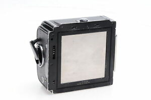 Hasselblad A12 V-Button Roll Film Back Black #496
