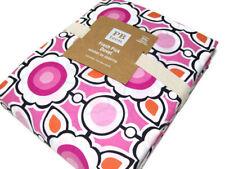 Pottery Barn Teen Cotton Pink Fresh Pick Full Queen Duvet Cover New