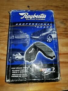 Disc Brake Pad Set-PG Plus Ceramic Disc Brake Pad Front Raybestos PGD924C