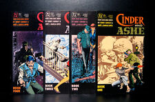 COMICS: DC: Cinder and Ashe #1-4 (1988) - RARE