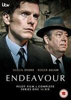 ENDEAVOUR SERIES 1 6 [DVD]