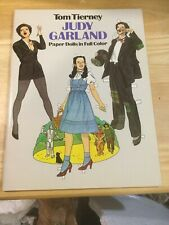Paper Doll Books- Judy Garland