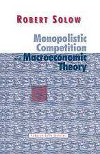 Monopolistic Competition and Macroeconomic Theory (Federico Caff� Lectures)