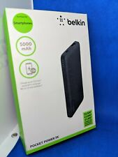 Belkin 5000mAh Ultra Power Pack  Portable Charger Hi-Speed for Tablet Smartphone
