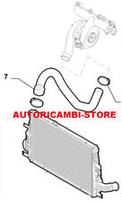 50508205 MANICOTTO CHE COLLEGA LA TURBINA ALL INTERCOOLER ALFA 159 1.9 JTDM