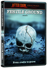 Fertile Ground (DVD) Gale Harold, Leisha Hailey NEW