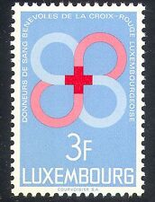 Luxembourg 1968 Red Cross/Medical/Blood 1v (n25843)