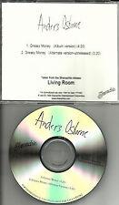 ANDERS OSBORNE Greasy Money w/ UNRELEASED ALTERNATE TRK PROMO Radio DJ CD single
