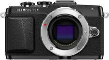 Olympus PEN E-PL7 Gehäuse / Body Neuware vom Fachhändler  EPL7 schwarz