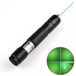 Pointeur Laser Vert Puissant 10Km Laser Pointer Green 1mW Stylo Longue Portée