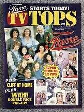 TV TOPS Magazine Comic No.79 April 9th 1983 - Pete Wylie Wah Eddy Grant
